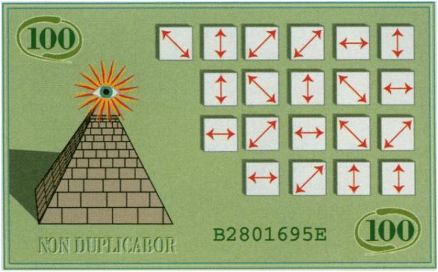 Quantum-banknote
