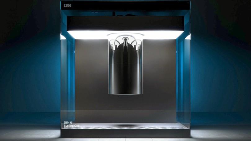 IBM-Q-System-One